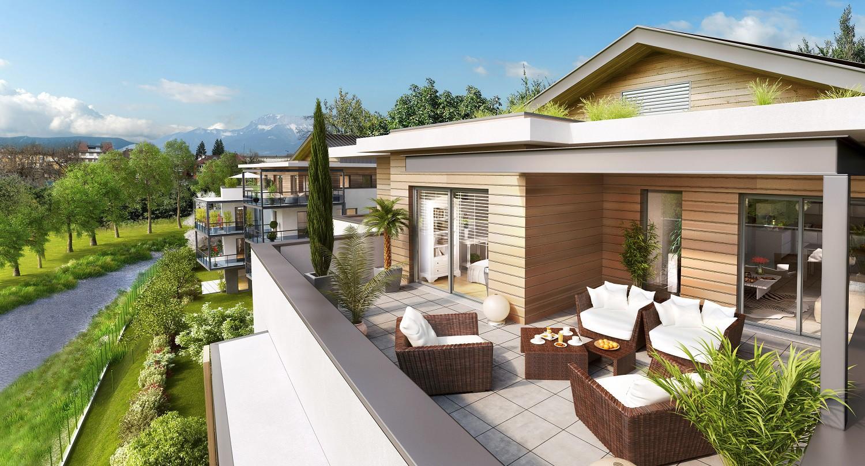 domaine florescence annecy le vieux 74. Black Bedroom Furniture Sets. Home Design Ideas